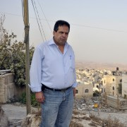 Wael Salame (East Jerusalem)